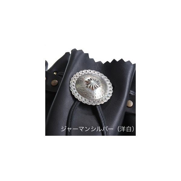 レッドムーン バッグ REDMOON ショルダーバッグ RM-SPL-BG レザーベルト ブロンココンチョ 洋白 真鍮 グローブレザー 【送料無料】|rmismfukuoka|05