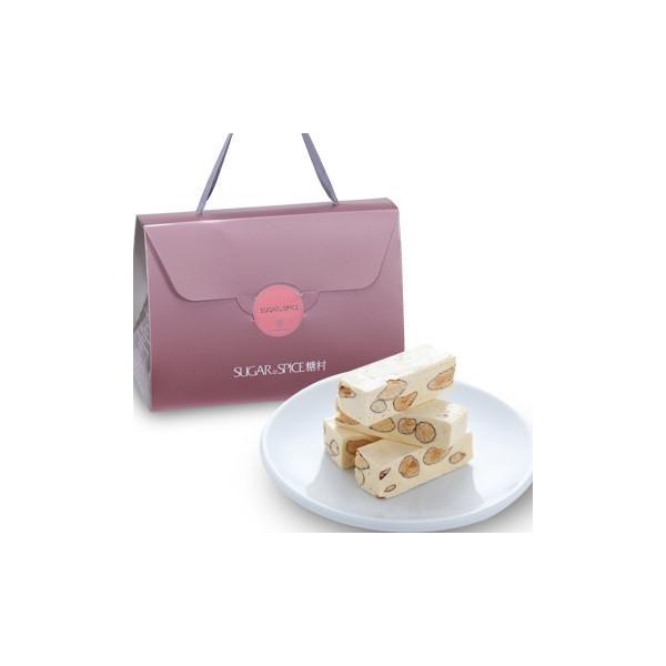 《糖村》法式牛軋糖-經典包(フレンチヌガー)-400g  《台湾 お土産》|rnet-servic