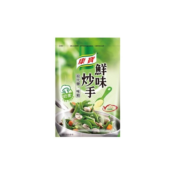 《康寶(台湾クノール)》鮮味炒手素食(旨味調味料−椎茸出汁) (240g)ベジタリアン用  《台湾 お土産》|rnet-servic|02