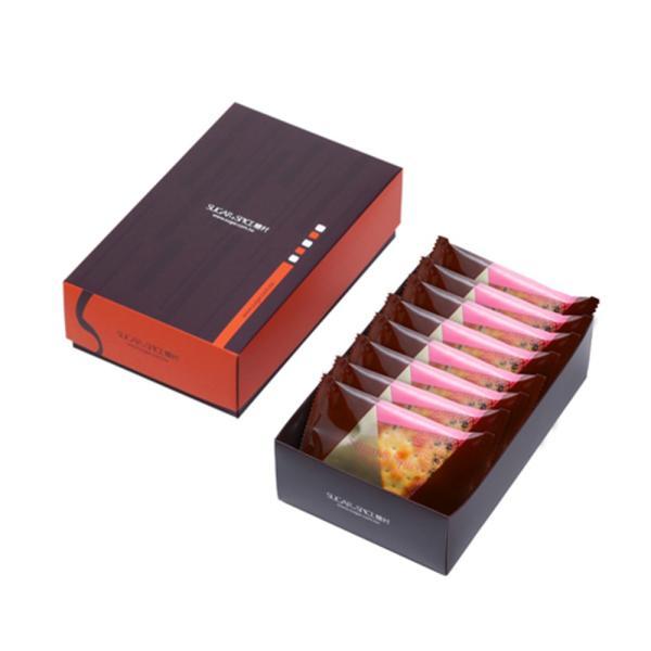 《糖村》原味葱軋餅8入禮盒 (ミルクヌガービスケット・ギフトボックス) 《台湾 お土産》|rnet-servic
