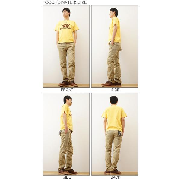 半袖 Tシャツ メンズ QUEEN オリジナル アメカジ プリント 王冠 クラウン レディース 大きいサイズ キッズサイズ対応 親子 おそろい ペアルック ST-QUEEN robinjeansbug 02