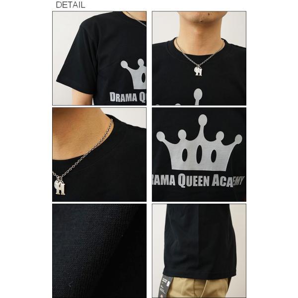 半袖 Tシャツ メンズ QUEEN オリジナル アメカジ プリント 王冠 クラウン レディース 大きいサイズ キッズサイズ対応 親子 おそろい ペアルック ST-QUEEN robinjeansbug 03
