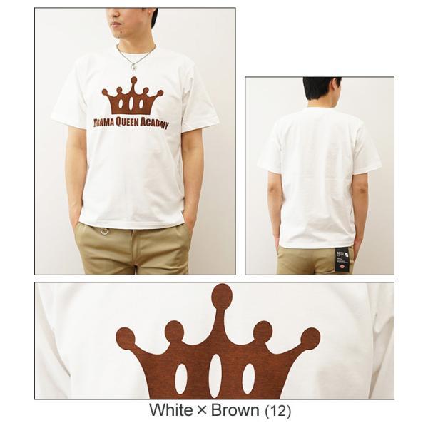 半袖 Tシャツ メンズ QUEEN オリジナル アメカジ プリント 王冠 クラウン レディース 大きいサイズ キッズサイズ対応 親子 おそろい ペアルック ST-QUEEN robinjeansbug 05