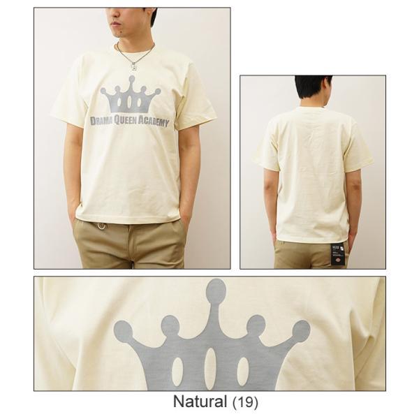 半袖 Tシャツ メンズ QUEEN オリジナル アメカジ プリント 王冠 クラウン レディース 大きいサイズ キッズサイズ対応 親子 おそろい ペアルック ST-QUEEN robinjeansbug 06