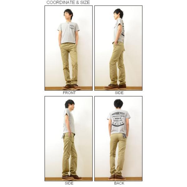 半袖 Tシャツ メンズ MY WAY オリジナル バイカー プリント ガレージ カスタム モーターサイクル バイク レディース 大きいサイズ ビッグサイズ ST-MYWAY robinjeansbug 02