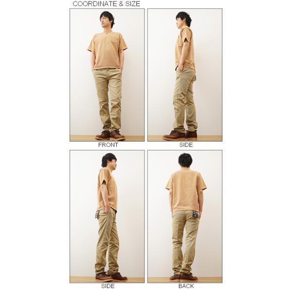 ピグメント 染め プレミアム 半袖 ポケット Tシャツ オリジナル USコットン 無地 カットソー 厚手 古着 風 スエット スウェット メンズ レディース PRPK-PIGMT robinjeansbug 02