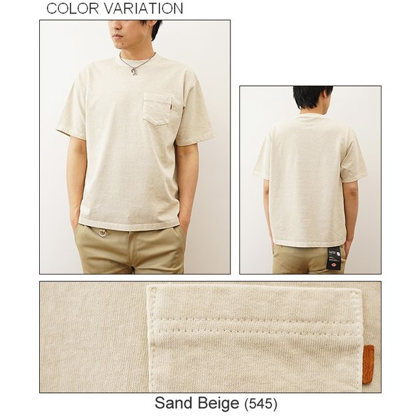 ピグメント 染め プレミアム 半袖 ポケット Tシャツ オリジナル USコットン 無地 カットソー 厚手 古着 風 スエット スウェット メンズ レディース PRPK-PIGMT robinjeansbug 04