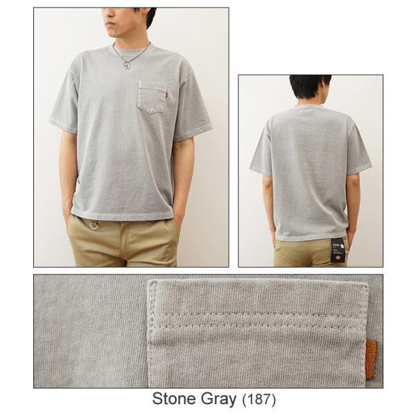 ピグメント 染め プレミアム 半袖 ポケット Tシャツ オリジナル USコットン 無地 カットソー 厚手 古着 風 スエット スウェット メンズ レディース PRPK-PIGMT robinjeansbug 06