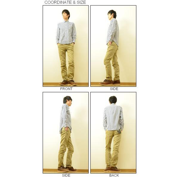 University of Oxford(オックスフォード) ウインドペン チェックシャツ メンズ ウインドーペン ボタンダウン 長袖 ナチュラルストレッチ 伸縮 0701-61101 robinjeansbug 02