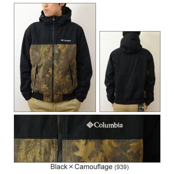 Columbia コロンビア ロマビスタフーディー フリース 中綿 ジャケット メンズ レディース アウター ブルゾン マウンテン パーカー 通勤 通学 PM3396|robinjeansbug|05