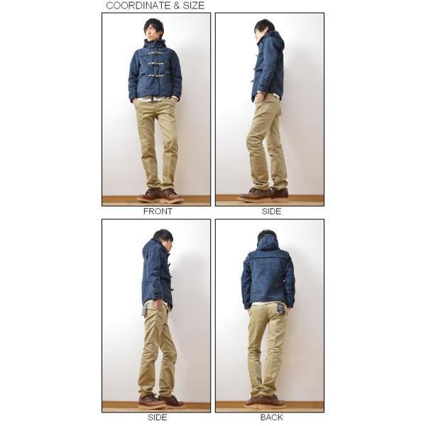 Revo.(レヴォ) フェイク ムートン ショート ダッフルコート メンズ ジャケット アウター レボ TH-1748|robinjeansbug|02