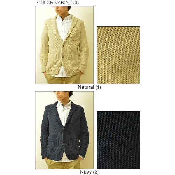 University of Oxford(オックスフォード) ラッセルニット テーラードジャケット メンズ カーディガン 0704-51428|robinjeansbug|04
