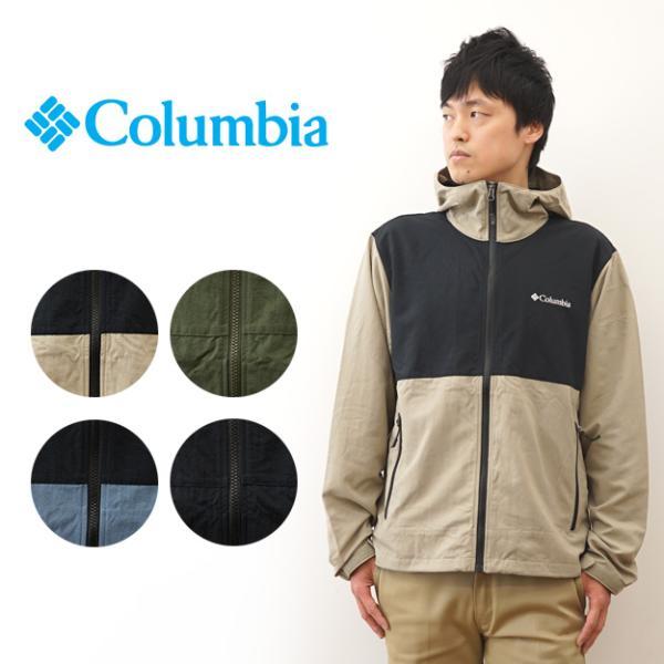 Columbia コロンビア ヴィザヴォナ パス ジャケット マウンテン パーカー メンズ レディース アウトドア アウター ウインドブレーカー キャンプ シェル PM3427|robinjeansbug