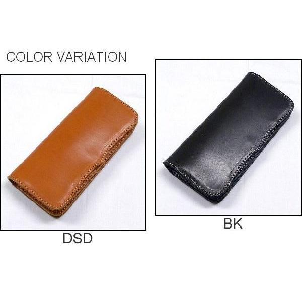 REDMOON/RRC Leather Long Wallet [RRC-NHR-02] レッドムーン/ダブルアールシー 本革長財布 サイフ ウォレット|robinjeansbug|03