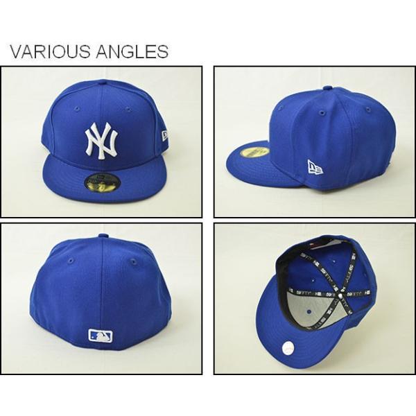 NEW ERA(ニューエラ) 59FIFTY ニューヨークヤンキース BBキャップ ベースボール ウール メンズ レディース 帽子 定番 アメリカ アメカジ ストリート NY 11121 robinjeansbug 02