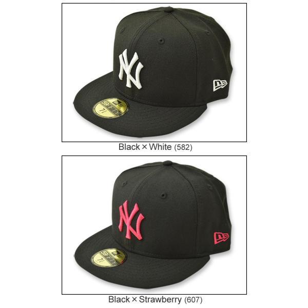NEW ERA(ニューエラ) 59FIFTY ニューヨークヤンキース BBキャップ ベースボール ウール メンズ レディース 帽子 定番 アメリカ アメカジ ストリート NY 11121 robinjeansbug 05