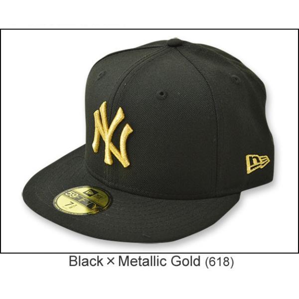 NEW ERA(ニューエラ) 59FIFTY ニューヨークヤンキース BBキャップ ベースボール ウール メンズ レディース 帽子 定番 アメリカ アメカジ ストリート NY 11121 robinjeansbug 06