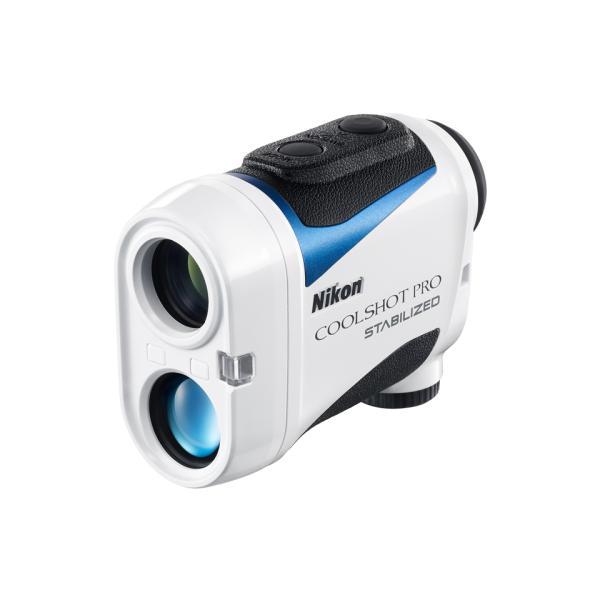  Nikon ニコン ゴルフ用レーザー距離計 COOLSHOT PRO STABILIZED ホワイ…