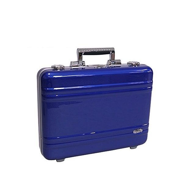 [ゼロハリバートン]ZERO HALLIBURTON ZRA15-BL ポリカーボネート アタッシュケース/スーツケース ブルー