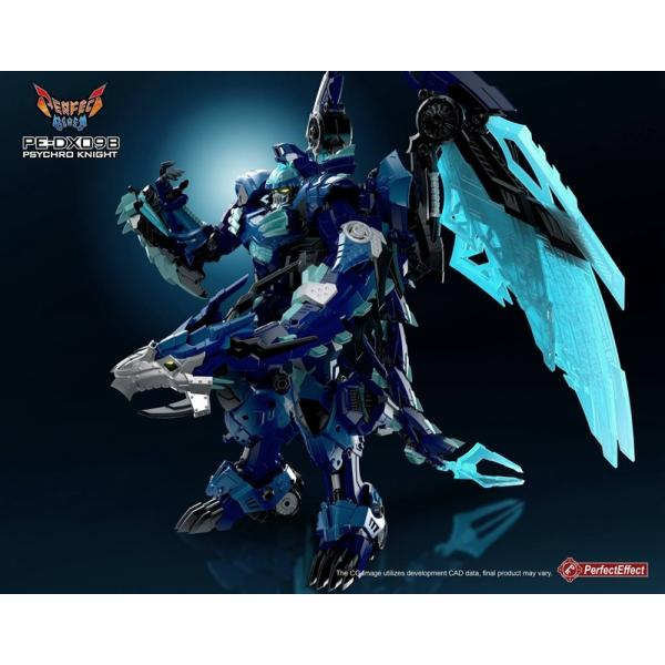 Perfect Effect PE-DX09B Psychro Knight