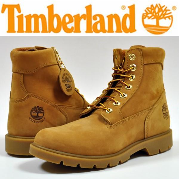 Timberland ティンバーランド メンズ 6インチ/6INCH  ブーツ/BASIC BOOT 19079 靴|rock