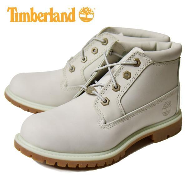 Timberland ティンバーランド NELLIE CHUKKA DOUBLE WATERPROOF BOOT(ネリーチャッカダブルウォータープルーフブーツ) A1NDK ライトブルー 靴|rock