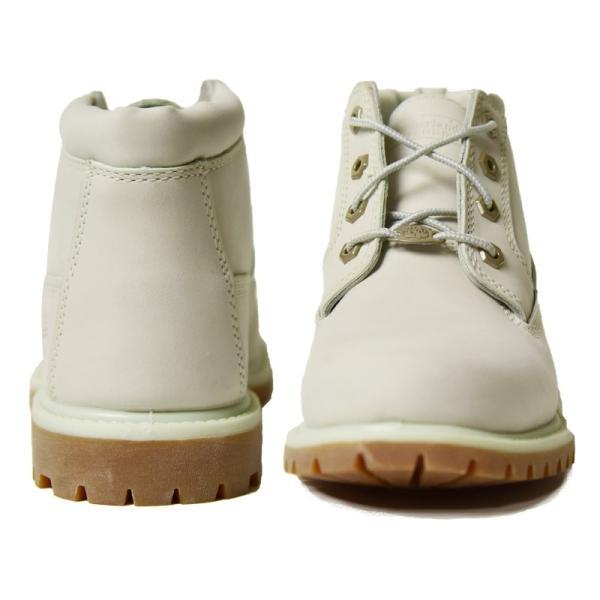 Timberland ティンバーランド NELLIE CHUKKA DOUBLE WATERPROOF BOOT(ネリーチャッカダブルウォータープルーフブーツ) A1NDK ライトブルー 靴|rock|03