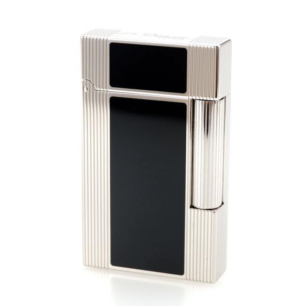 ST デュポン ライター ライン2 016380 ウィンザー ナチュラルブラックラッカー&パラディウム 国内正規品 LINE 2 高級 人気 ブランド