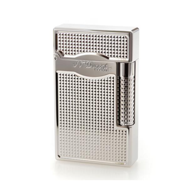 ST デュポン ライター ル・グラン 023011 パラディウム シルバーカラー 国内正規品 LE GRAND エス・テー・デュポン 高級 人気 ブランド