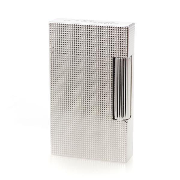 ST デュポン ライター ライン2 クリング C16455 マイクロダイヤモンドヘッド パラディウム 国内正規品 LINE 2 CLING 高級 人気 ブランド