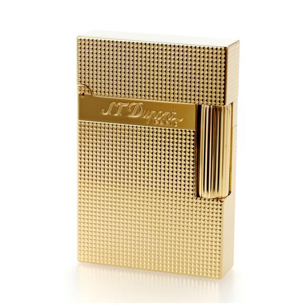 ST デュポン ライター ライン2 スモール C18692 マイクロダイヤモンドヘッド イエローゴールド 国内正規品 高級 人気 ブランド