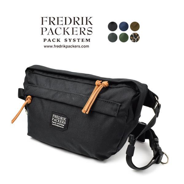 FREDRIK PACKERS(フレドリックパッカーズ) ファニーパック / ショルダーバッグ / ミニショルダー / メンズ レディース / 日本製