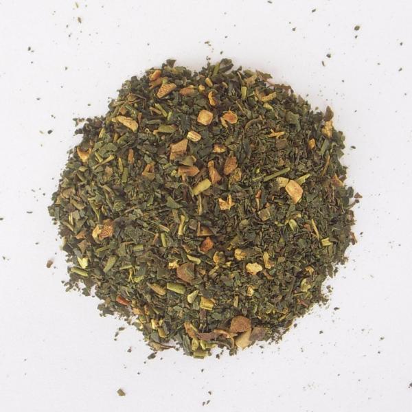【摘ぐ実茶 しゃきり。】香る健康茶・お茶・夏みかんフレーバー 45g(3g×15包)|rocoslife|02