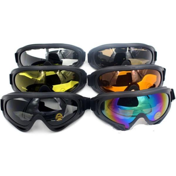 UV400 Protection CE ゴーグル スノー ミリタリー サバイバル スノーボード サバゲー スノーボー ミラー スキー スポーツ サバゲー ビッグレンズ ゴーグル|rodend|03