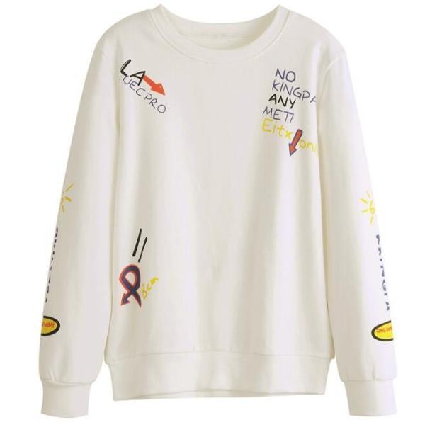 可愛い レディース  ロングTシャツ  トップス レディース  秋新作 ロングカジュアル 長袖 Tシャツ|rodend|07