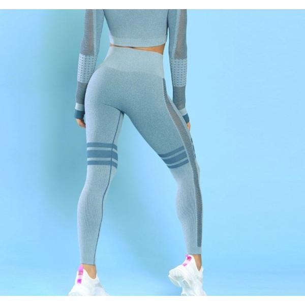 ヨガ フィットネスパンツ ランニングパンツ 動きやすい ダンス   ヨガウェア  ヒップレギンス ロングパンツ yg553 rodend 17