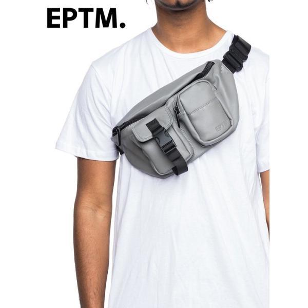 dc8aba6cecb8 EPTM エピトミ バッグ ショルダーバッグ レディース メンズ ユニセックス ブランド かっこいい 斜め掛け TACTICAL CROSS BODY  ...