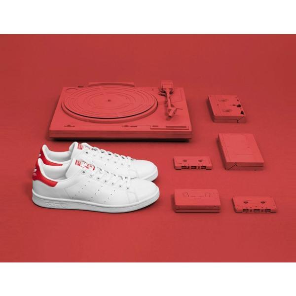adidas ORIGINALS アディダス オリジナルス スニーカー スタンスミス STAN SMITH メンズ レディース 白 ホワイト 靴 カジュアル ランニング シューズ M20326|rodeobros|02
