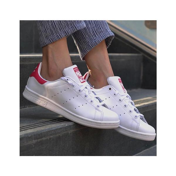 adidas ORIGINALS アディダス オリジナルス スニーカー スタンスミス STAN SMITH メンズ レディース 白 ホワイト 靴 カジュアル ランニング シューズ M20326|rodeobros|05