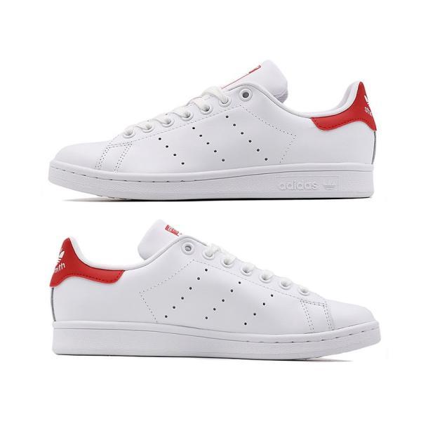 adidas ORIGINALS アディダス オリジナルス スニーカー スタンスミス STAN SMITH メンズ レディース 白 ホワイト 靴 カジュアル ランニング シューズ M20326|rodeobros|06