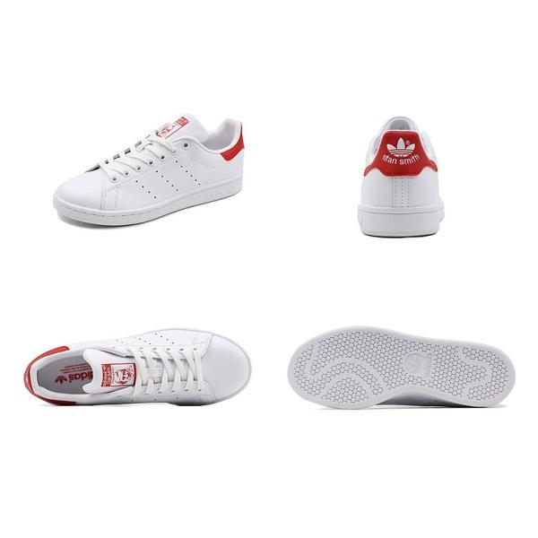 adidas ORIGINALS アディダス オリジナルス スニーカー スタンスミス STAN SMITH メンズ レディース 白 ホワイト 靴 カジュアル ランニング シューズ M20326|rodeobros|07