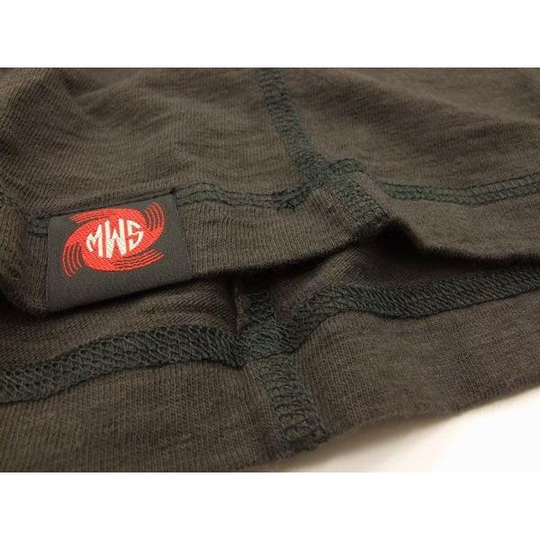MWS 半袖Tシャツ アメリカン バイカーズ  ゴールドイーグルス 1513701 スミクロ 3L 新品|rodeomatubara|05