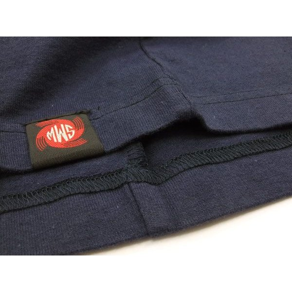 MWS 半袖Tシャツ スカル バンダナパネル 1513702 紺 新品 rodeomatubara 06