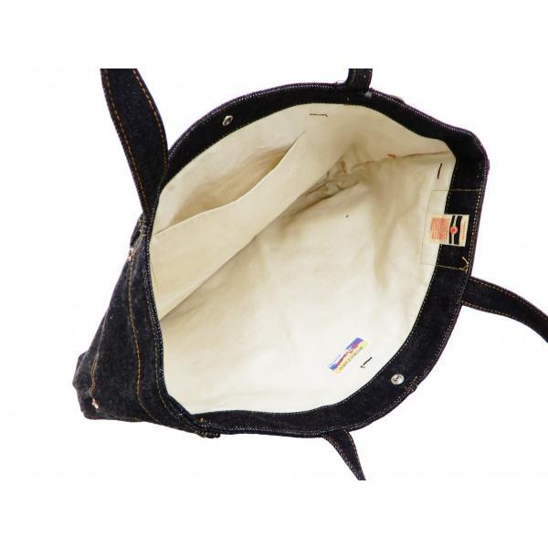 桃太郎ジーンズ 出陣デニム トートバッグ B-11-S デニムパンツデザイン 鞄 新品 rodeomatubara 08