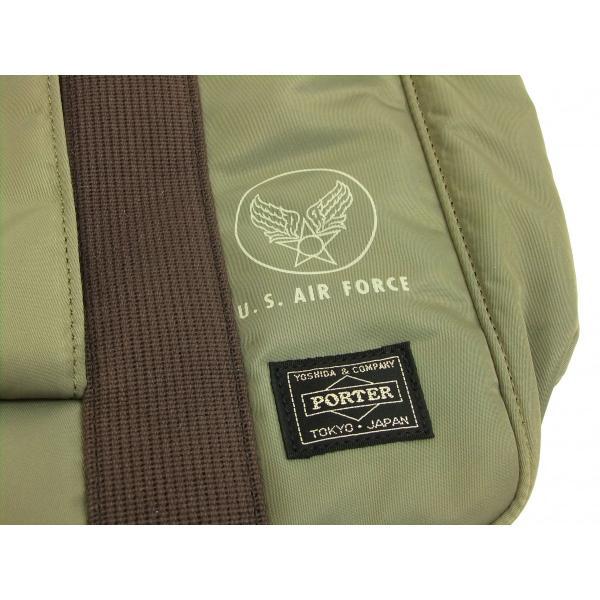バズリクソンズ × ポーター BR02532 ナイロン トートバッグ メンズ カジュアル バッグ 鞄 セージグリーン 新品|rodeomatubara|07