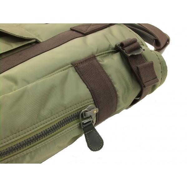 バズリクソンズ × ポーター BR02532 ナイロン トートバッグ メンズ カジュアル バッグ 鞄 セージグリーン 新品|rodeomatubara|08