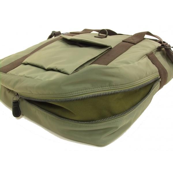 バズリクソンズ × ポーター BR02532 ナイロン トートバッグ メンズ カジュアル バッグ 鞄 セージグリーン 新品|rodeomatubara|09
