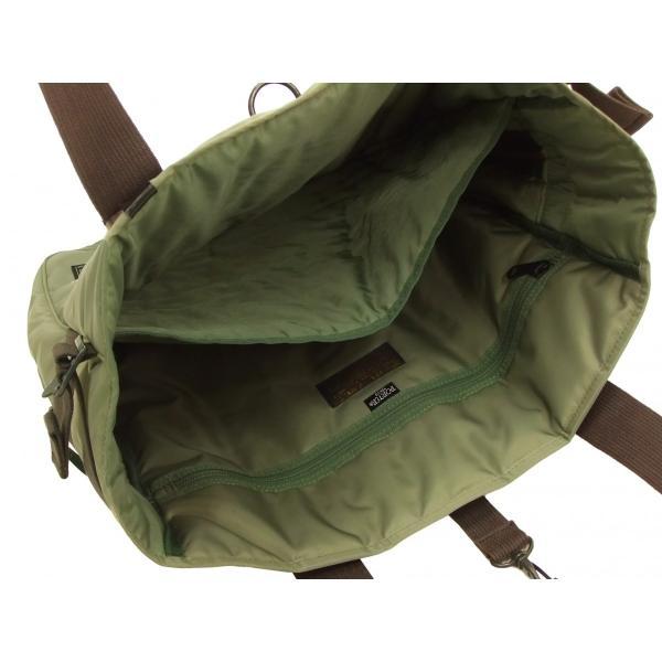 バズリクソンズ × ポーター BR02532 ナイロン トートバッグ メンズ カジュアル バッグ 鞄 セージグリーン 新品|rodeomatubara|10