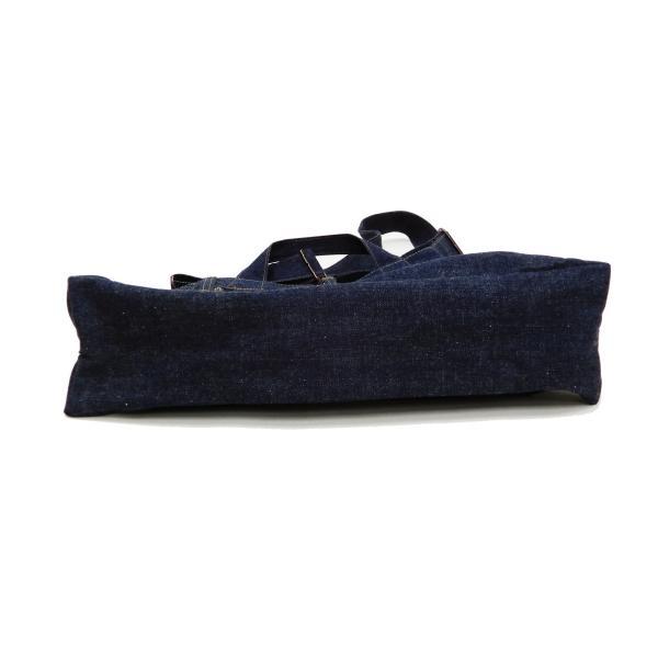 シュガーケーン バッグ SC02634 5ポケット リメイクデニム 2WAY トート×ショルダーバッグ 鞄 新品|rodeomatubara|15