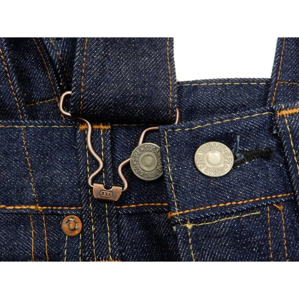 シュガーケーン バッグ SC02634 5ポケット リメイクデニム 2WAY トート×ショルダーバッグ 鞄 新品|rodeomatubara|09